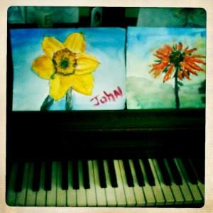 st pats flower daffodil