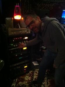 Studio Producer - tweaking the knobs