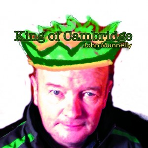 Alan 'King Kinsella' With Crown
