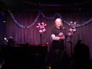 John Munnelly at XMAS show UKE